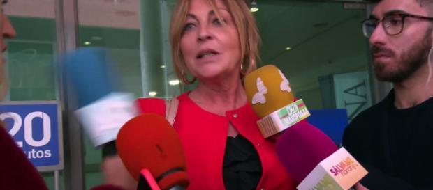 La madre de Alejandro Albalá, Paz Guerra, responde a Isa Pantoja ... - dailymotion.com