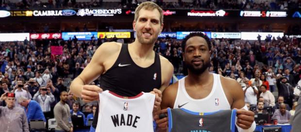 NBA: Dalles, Boston, Houston: Nowitzki mit Niederlage, Theis ... - zdf.de