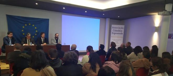 Associação Cidadãos de Esposende organiza debate sobre a Europa