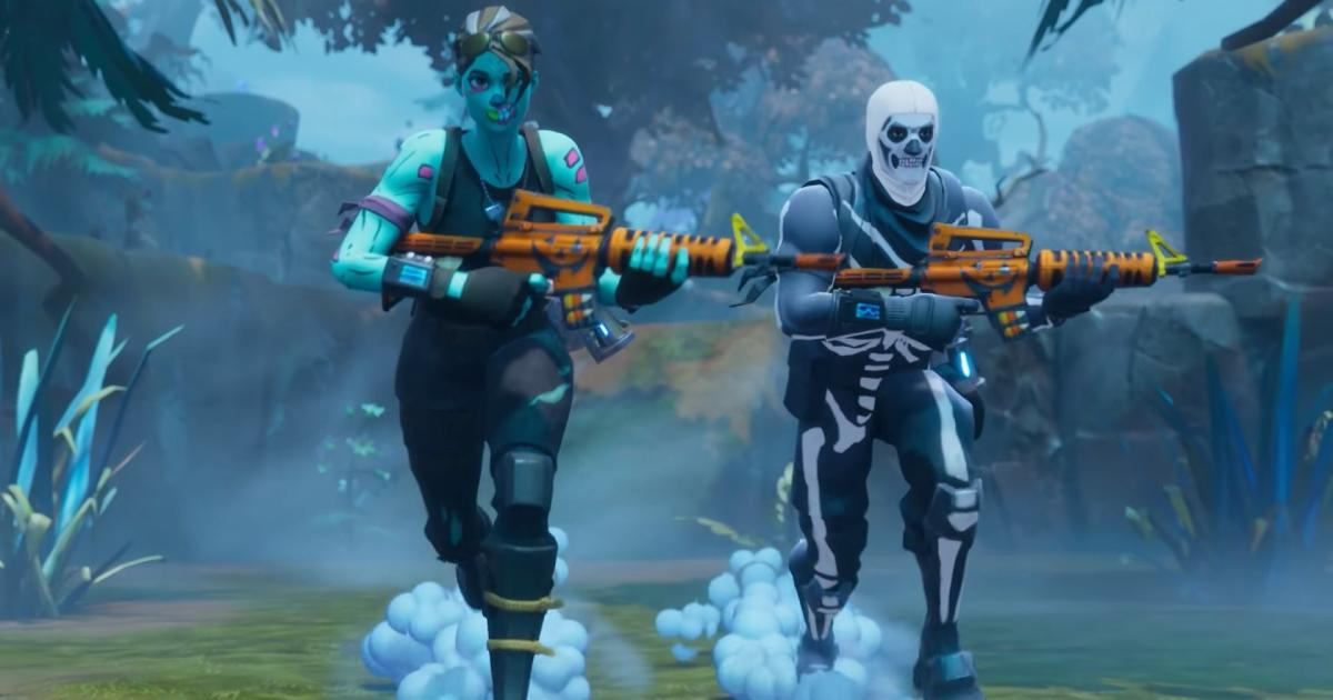 epic games will soon release a huge change to fortnite skins to prevent stream snipers - fortnite senior 9