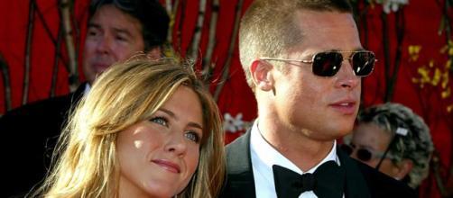 Brad Pitt presenteou sua ex-mulher com mansão de R$ 300 milhões. (Arquivo Blasting News)