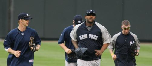 CC Sabathia struck out his 3,000th career hitter on Tuesday. [Image Source: Flickr | Keith Allison]