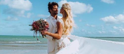 Marido de Caroline Bittencourt estava 'em estado de choque'. (Arquivo Blasting News)