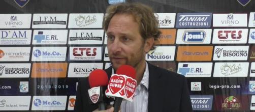 Raffaele Rubino non è più il direttore sportivo del Trapani Calcio
