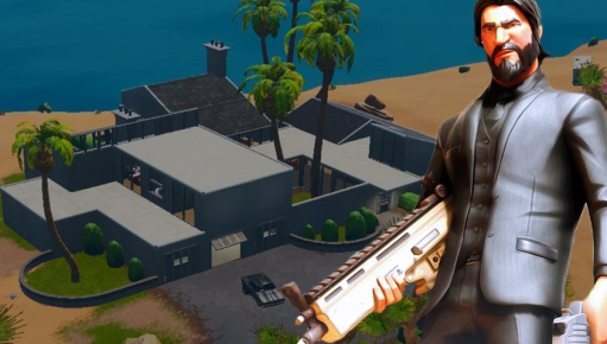 - fortnite john wick event season 9