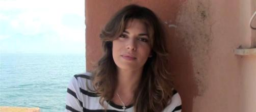 Una delle protagoniste di UPAS: Claudia Ruffo.