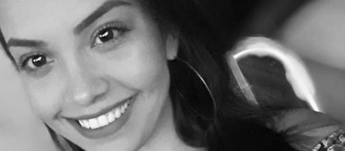 Maiara Dondoni estava na casa de um amigo quando foi procurada pelo suspeito. (Reprodução/Arquivo Pessoal)