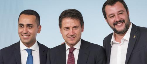 Sondaggi politici Emg Acqua (9 maggio 2019).
