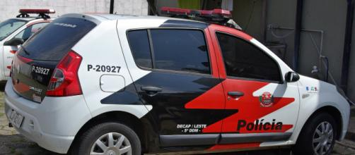 Tanto a vítima como sua amiga já possuem passagens pela polícia por pichação. (Arquivo Blasting News)