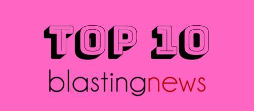 Top 10 da Blasting News de 3 a 9 de maio. (Arquivo Blasting News)