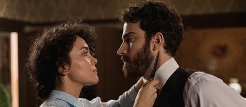 Una Vita, anticipazioni: Blanca e Diego faccia a faccia