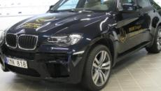 BMW issues SUV recall over airbag safety Iissues