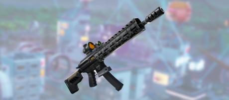 New weapon is coming to Fortnite Battle Royale. Image Credit: Own work