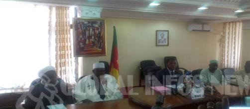 La commission du Hadj 2019 et le Minat Paul Atanga Nji © Global info
