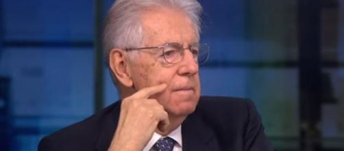 Mario Monti fa una previsione per le europee