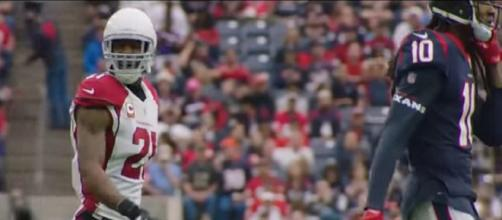 Patrick Peterson could be KC bound [Image via Red Sea Productions/YouTube]