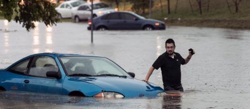 Tormentas y tornados afectaron la ciudad de Houston. - americateve.com