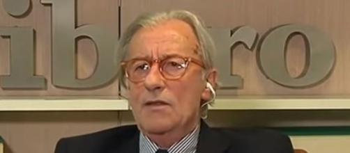 Vittorio Feltri protagonista di un editoriale sul futuro del popolo italiano.