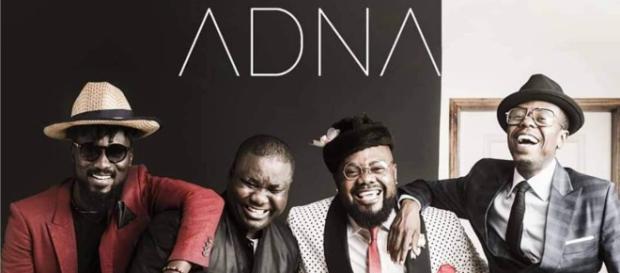 Les quatres musiciens du projet ADNA (c) ADNA Project