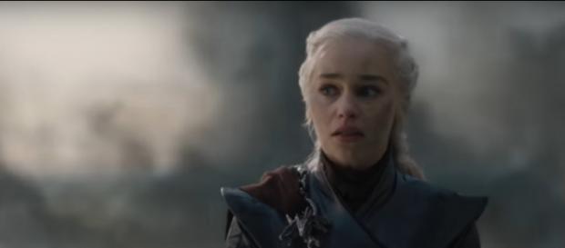 Daenerys went mad on latest 'GoT' episode. [HBO /YouTube screencap]