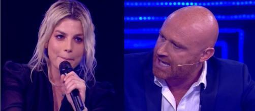 Emma Marrone zittisce Rudy Zerbi ad Amici: 'Non siamo a 10 anni fa, fammi parlare'.