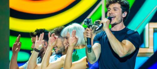 Eurovisión 2019 - Segundo ensayo de Miki en Tel Aviv. / RTVE.es