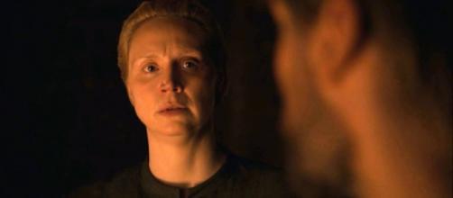 Gwndoline Christie parla della scelta di Jaime con Brienne