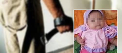 Papà picchia a morte la figlia di appena 3 mesi, la odiava perché nata fuori dal matrimonio