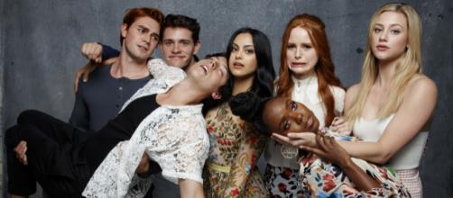 O elenco de 'Riverdale' aqui na segunda temporada - baltimoresun.com