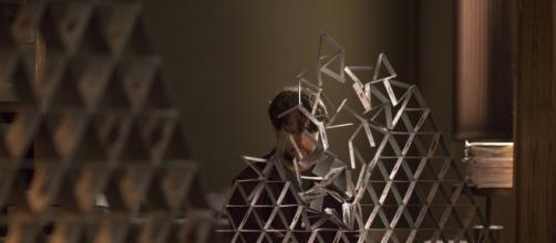 Selton Mello em cena de 'O Mecanismo'. (Divulgação/ Netflix)