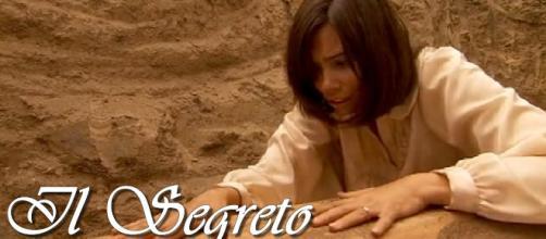 Anticipazioni Il Segreto, puntate spagnole: Maria e Matias rischieranno di morire dopo un attentato.