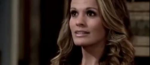 Chelsea's return to Genoa City brings drama.(Image Source: Soaps Daily Digest/YouTube.)