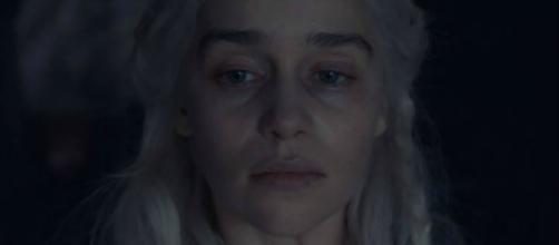 Daenerys Targaryen em 'Game of Thrones'. (Reprodução/HBO)