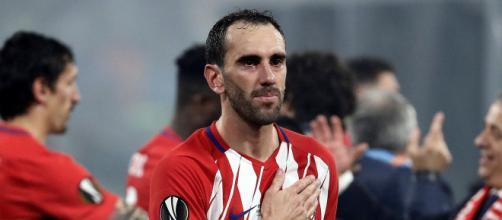 Diego Godín, icono del mejor Atlético Madrid de toda la historia.