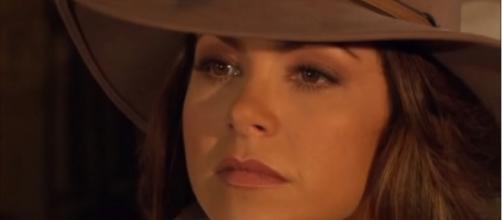 Em 'A Dona', Valentina é interpretada pela atriz Lucero. (Reprodução/ Televisa)