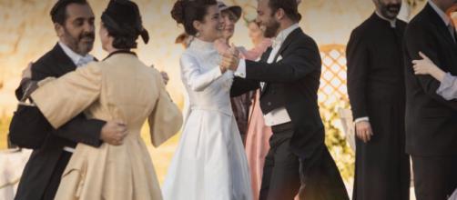 Esplosione al matrimonio di Fernando