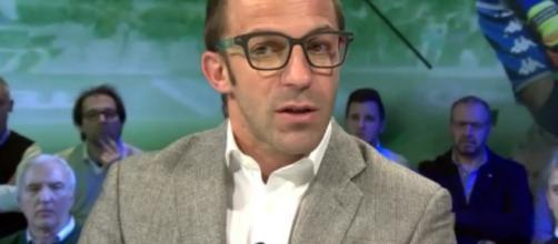 Juventus, Del Piero parla di Guardiola e Klopp.