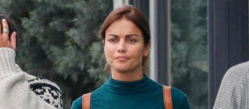 Lara Álvarez en imagen de archivo