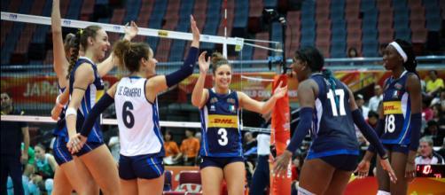 L'Italia di Mazzanti si prepara all'esordio nel Montreux Volley Masters via nazionaliditalia.it