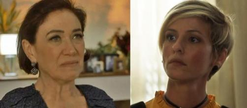 Valentina e Loise terão confronto nesta terça (14). (Reprodução/ TV Globo)