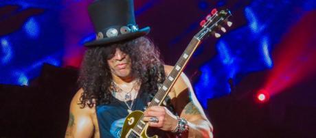 Slash: in arrivo un nuovo album - stonemusic.it