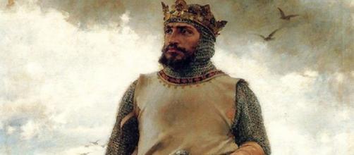 Alfonso I el Batallador, que pudo inspirar la leyenda del rey del Grial.