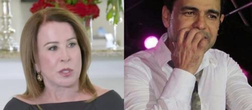 Atualmente, o ex-casal tem pouco contato e só se fala através de advogados. (Reprodução/Instagram/@gracielelacerdaoficial/TV Record)