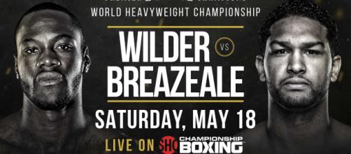 Boxe, Wilder vs Breazeale a Brooklyn: sabato notte in diretta streaming su DAZN