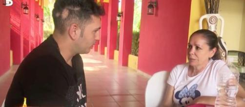 El rapapolvo de Isabel Pantoja a Omar Montes en 'Supervivientes ... - bekia.es