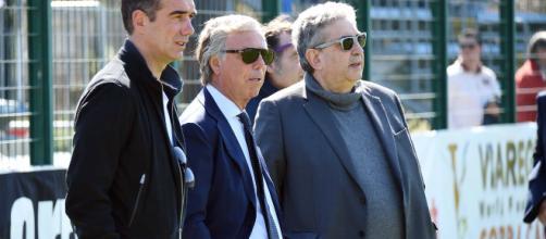 Genoa: Enrico Preziosi e Giorgio Perinetti ai saluti?