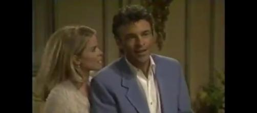 Mac and Felicia get caught up in Robert's attempt to stop Anna's engagement. (Image Source: Aliss Lyn-YouTube.)
