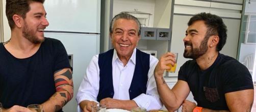 Mauro conta como foi contar para sua família que era homossexual. (Reprodução/Instagram/@mauricioaraujosousa)