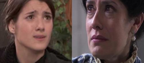 Una Vita, trame fino al 25 maggio: Casilda rimane vedova, Liberto tradisce Rosina