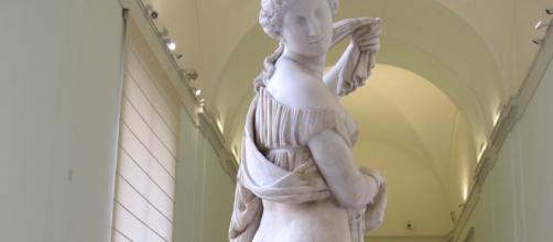 Venere Callipigia, Museo Archeologico Nazionale di Napoli